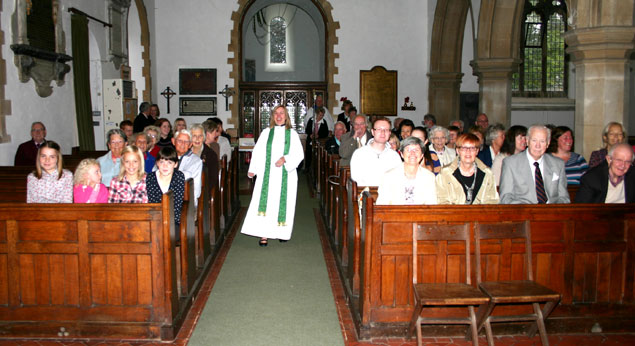 Congregation of St. Mary's Church, Broomfield