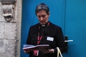 Rev Anne following in the footsteps