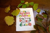 All the fun of the Autumn Fayre