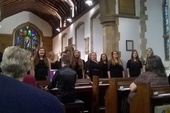 Singdicate Choir joined Boreham Ladies Choir