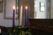 2nd Advent Candle of Preparation