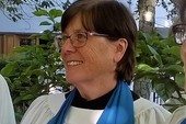 Diana, St Mary's new Curate