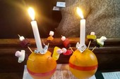 Our beautiful Christingles