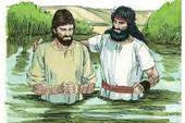 John the Baptist came to prepare the Way
